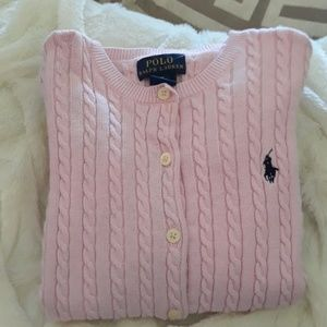 Ralph Lauren Polo sweater size 8/10
